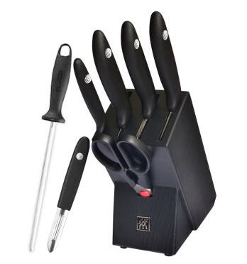 雙立人刀具套裝8件套