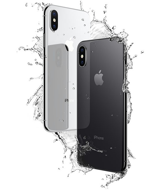 Apple iPhone X (A1865) 64GB