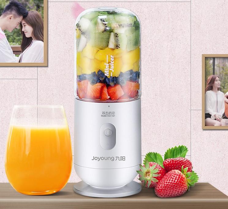 九阳(Joyoung) 榨汁机家用 迷你榨汁杯